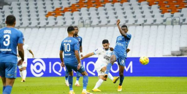 Foot - L1 - Ligue 1:  l'OM arrache le nul contre Metz mais inquiète