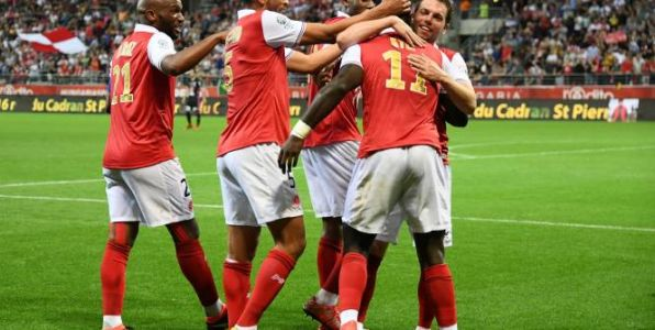 Foot - L2 - Reims champion de Ligue 2 et promu en Ligue 1