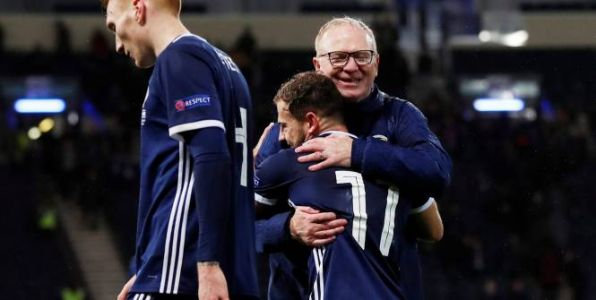 Foot - L. nations - Ligue des nations, Ligue C:  l'Ecosse et la Serbie promues