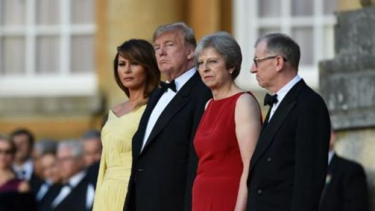 "Brexit. Le projet de Theresa May ""tuera probablement"" l'accord commercial avec Washington"