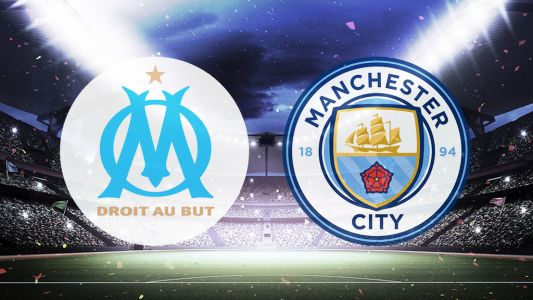 Ligue des champions:  suivez en direct le match Marseille - Manchester City