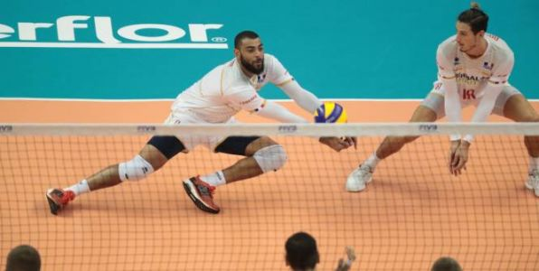 Volley - ChM - Championnat du monde de volley-ball:  France-Pologne en direct