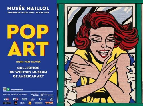 Envie d'expo ? Ça tombe bien:  le Pop Art envahit Paris