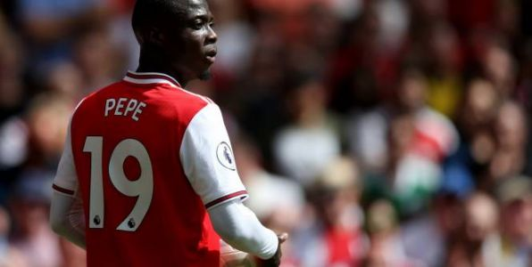 Foot - ANG - Liverpool-Arsenal : Pepe titulaire, Lacazette remplaçant