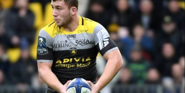 Rugby - Top 14 - LR - Bourgarit et Kerr-Barlow titulaires