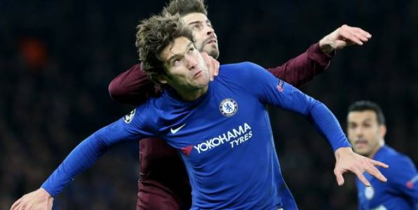 Foot - ANG - Chelsea - Marcos Alonso suspendu trois matches