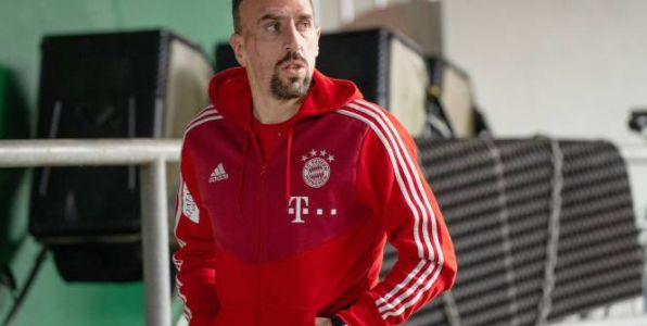 Foot - ALL - Bayern - Bayern Munich:  Franck Ribéry est titulaire contre Nuremberg