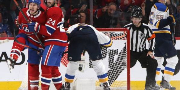 Hockey - NHL - Les Montréal Canadiens, rois du suspense