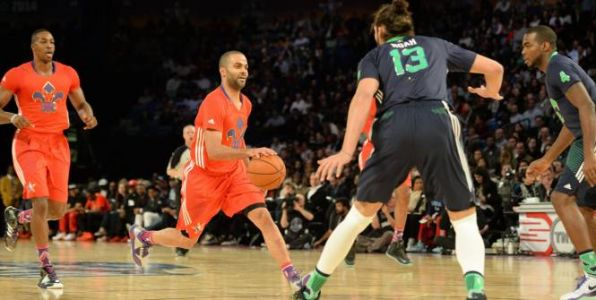 Basket - NBA - Parker, Noah, Gobert, quel bilan pour les Français au All-Star Game ?