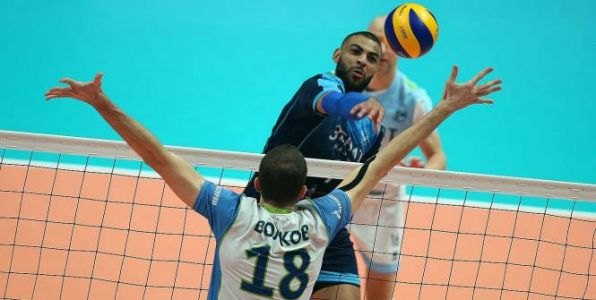 Volley - Russie: Earvin Ngapeth remporte la Coupe