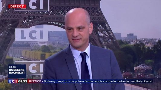 L'interview politique de Christophe Jakubyszyn du 19 juin 2019:  Jean-Michel Blanquer