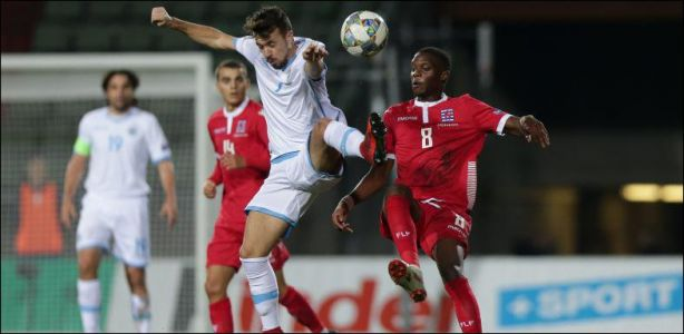 Foot/Ligue des Nations - Le Luxembourg facile contre Saint-Marin