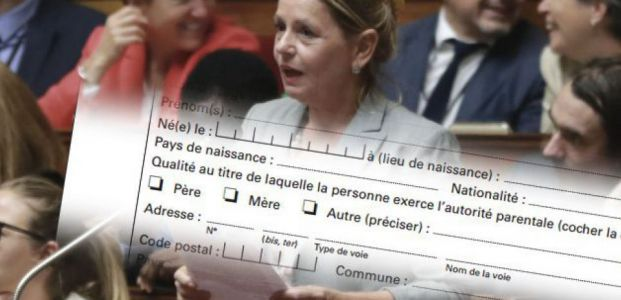 "LREM propose finalement une alternative à ""Parent 1"" et ""parent 2"""