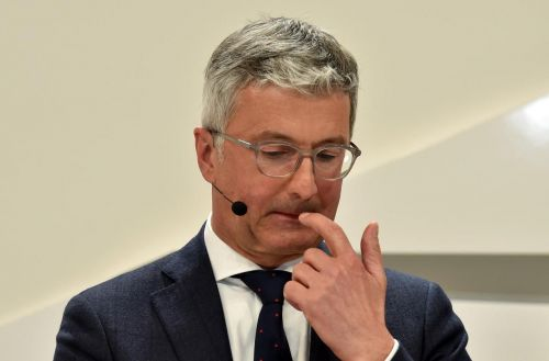 Dieselgate:  le patron d'Audi placé en détention