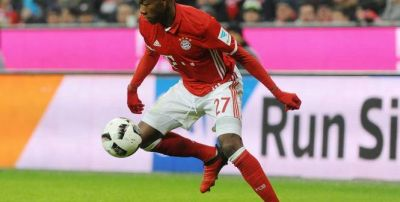 Foot - ALL - Bayern - Bayern Munich:  David Alaba très incertain contre Dortmund en Coupe d'Allemagne