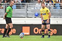 Rugby: Laidlaw absent trois mois à Clermont