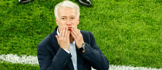 Coupe du monde 2018 : Didier Deschamps, le patient Français