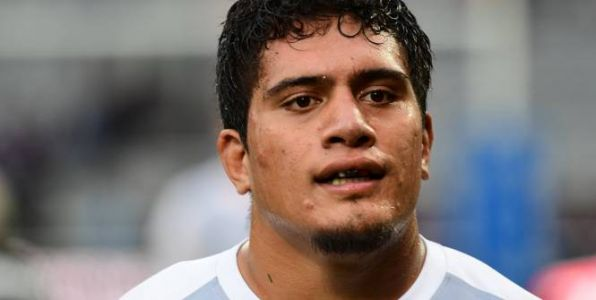 Rugby - Top 14 - ST - Toulouse:  Selevasio Tolofua touché à la jambe contre Clermont