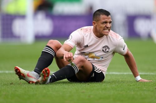 Manchester United - Alexis Sanchez, une situation devenue critique du côté d'Old Trafford