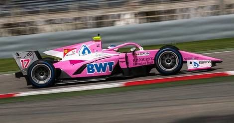 Sports autos - Formule 2:  Giuliano Alesi s'offre une belle 6e place