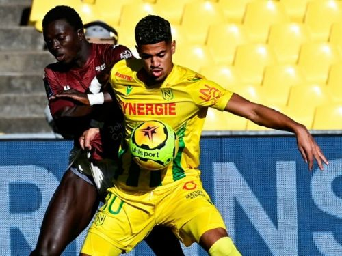 Football - L1:  Metz accroche Nantes