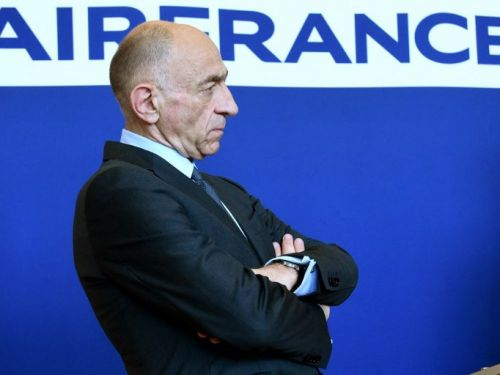 Air France: Jean-Marc Janaillac met sa démission en jeu