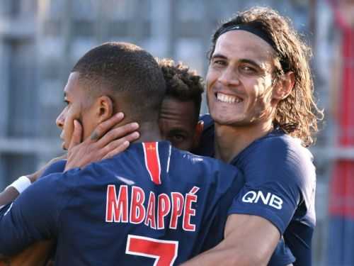 Ligue 1: Paris avec son trio Mbappé-Cavani-Neymar contre Guingamp