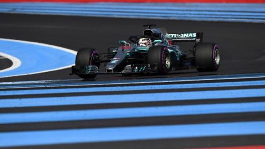 DIRECT. Formule 1:  suivez le Grand Prix de France au Castellet