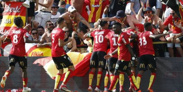 Foot - L2 - Ligue 2:  Lens enchaîne contre le Red Star