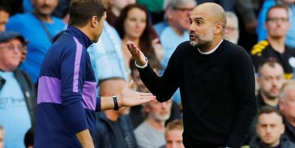 Foot - ANG - Premier League:  Manchester City et Tottenham se neutralisent