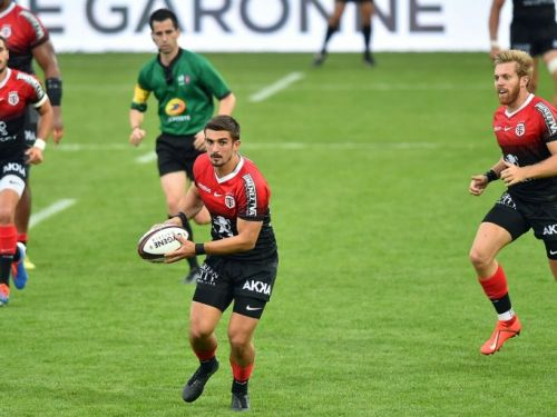 Top 14 - Avec Ramos, Toulouse domine Castres