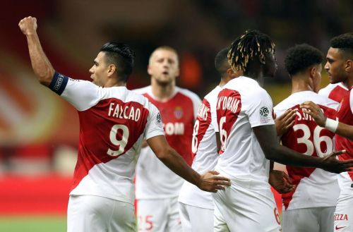 Ligue 1:  Monaco n'y arrive pas