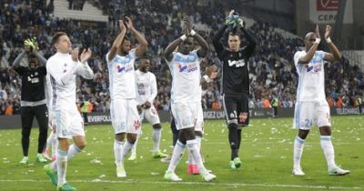 OM-Bastia:  le groupe des 20 Olympiens