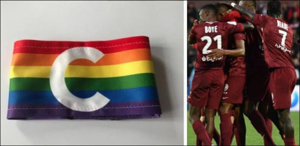 Football en France - La Ligue 1 et Ligue 2 contre l'homophobie