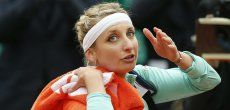 Tennis: Timea Bacsinszky a progressé de 47 places
