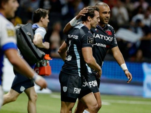 Top 14: Russell et Zebo relancent le Racing face à Castres