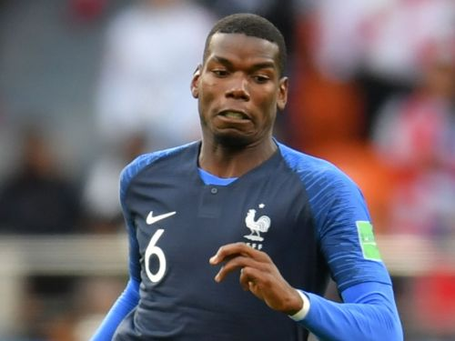 "Coupe du Monde - France-Croatie:  Paul Pogba veut faire ""péter la France"""