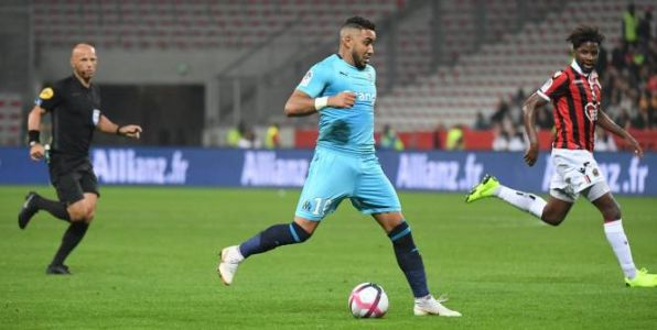 Foot - L1 - Nice - Dimitri Payet :  «Pour le football on repassera, mais.»