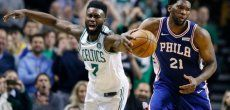 Basket-NBA: Boston chute, Cleveland stoppe l'hémorragie