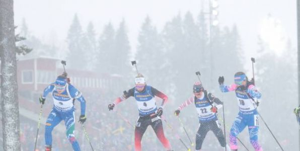 Biathlon - CM - Coupe du monde:  La mass start hommes en direct
