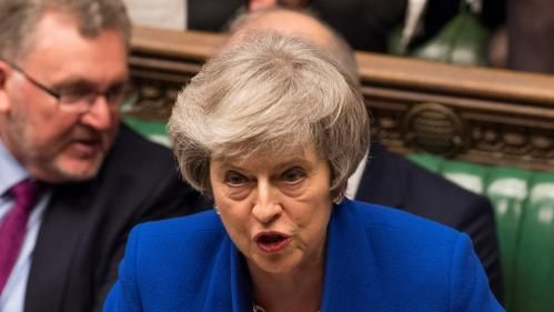 DIRECT. Brexit:  la Première ministre britannique Theresa May face à une motion de censure