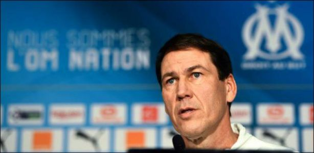 Football/France - Rudi Garcia annonce son départ de Marseille