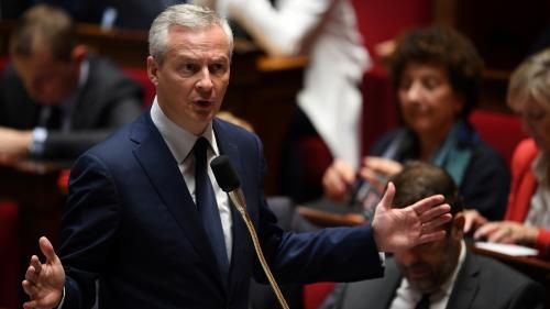 VIDEO. Disparition de Jamal Khashoggi:  Bruno Le Maire annule sa participation au forum économique saoudien