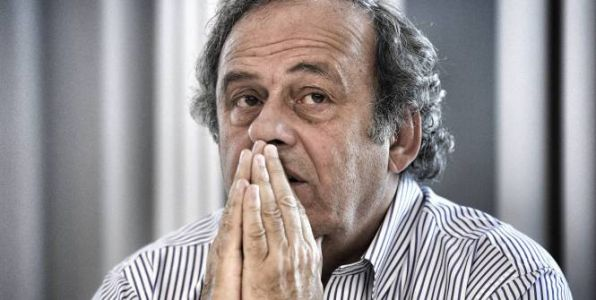 Foot - Justice - Attribution du Mondial 2022:  Michel Platini placé en garde à vue