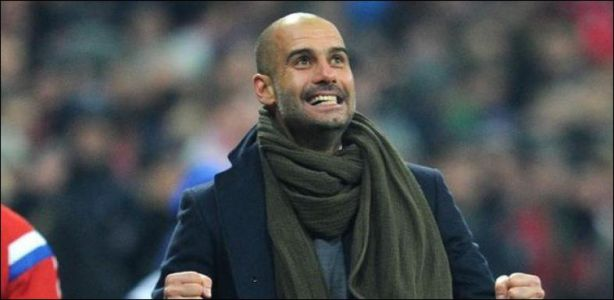Football- Angleterre - Pep Guardiola prolonge à Manchester City