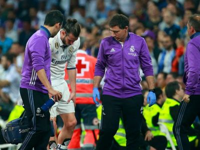 Real Madrid, Gareth Bale absent trois semaines