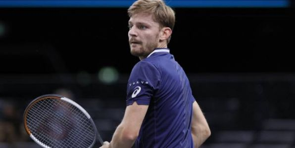 Tennis - ATP - Montpellier - David Goffin sort Benjamin Bonzi et file en quarts de finale à Montpellier