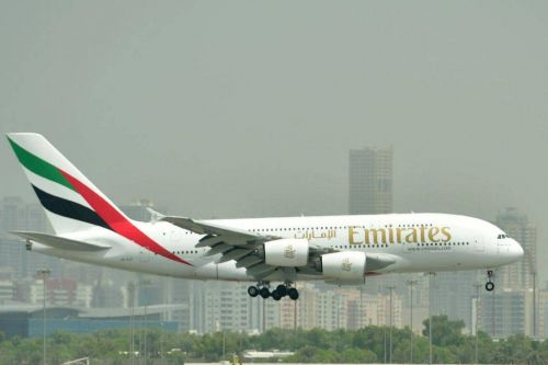 Emirates a commandé 36 Airbus A380, montant catalogue de 16 mds USD