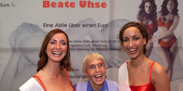 Beate Uhse, pionnier des sex-shops, en faillite