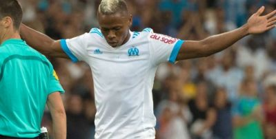 Foot - L1 - OM - OM: Clinton Njie sort sur blessure contre Angers